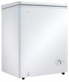 Danby DCF038A1WDB1-3 Chest Freezer, 3.8 Cubic Feet, White (Retail $267.00)