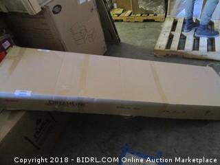DreamLine Visions 56-60 in. W x 72 in. H Framed Sliding Shower Door in Chrome, SHDR-1160726-01 (Retail $431.00)