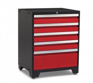 NewAge Products 52204 Pro 3.0 Series Tool Cabinet, Red