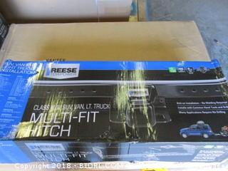 """Reese Towpower 37042 Class III Multi-Fit Receiver Hitch with 2"""" Receiver opening (Retail $103.00)"""