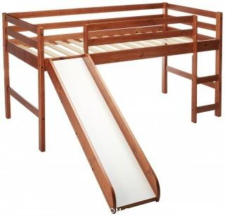 DONCO Kids 750TE Series Bed, Twin, Light Espresso (Retail $228.00)