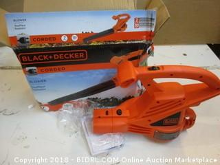 Black + Decker Blower