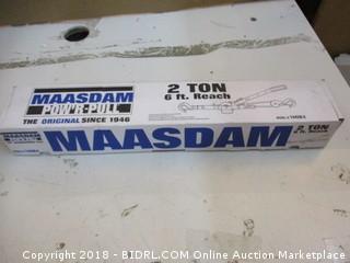MAASDAM 2 Ton 6ft Reach