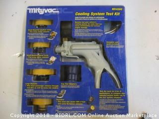 Mityvac Cooling System Testing Kit