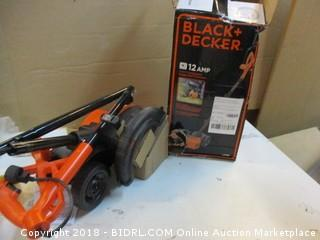 Black + Decker Landscape Edger and Trencher