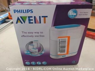 Avent Bottle Sterilizer