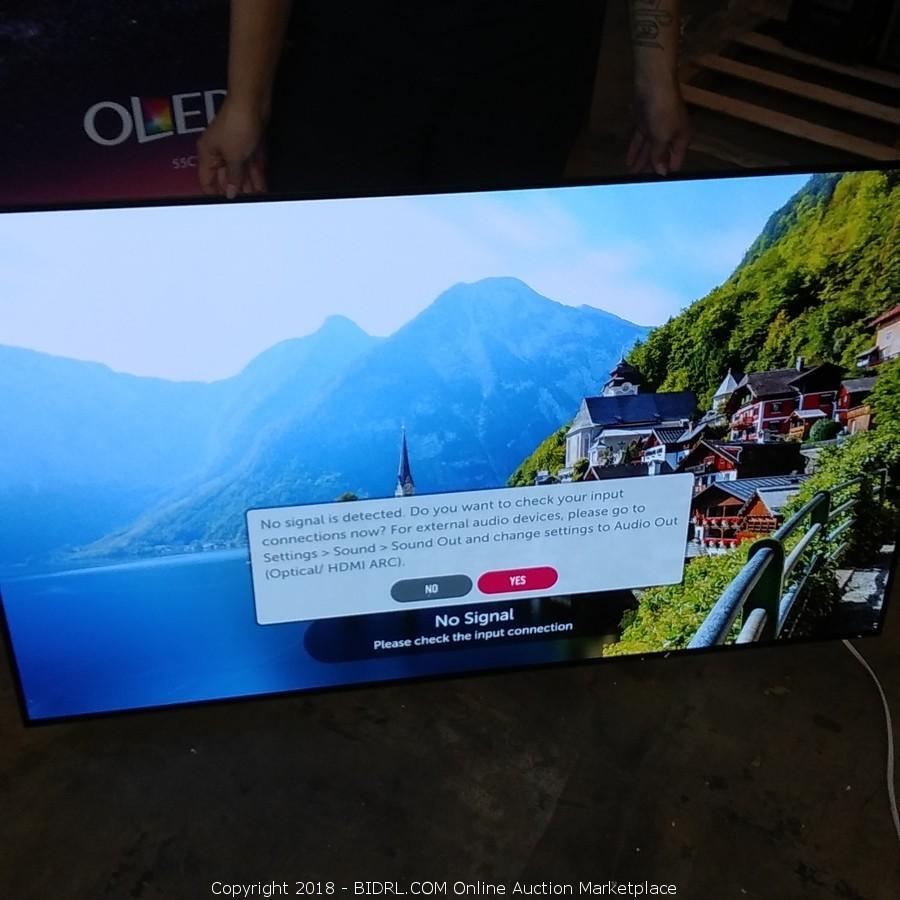 BIDRL COM Online Auction Marketplace - Auction: TV Auction - 221
