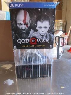 God of War Action Figure