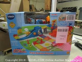 Vtech Train Staion Play Set