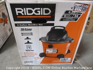 Ridgid Wet Dry Vac / missing part