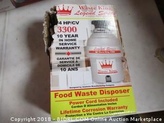 Waste King Food Waste Disposer