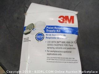 Paint Respirator Supply Kit