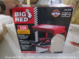 Big Red Creeper Seat
