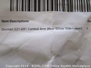 Dorman Control Arm Auto