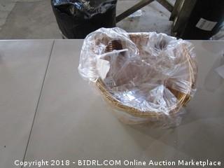 Bike Basket/damaged see pictures
