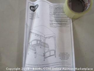 Delta Canopy Bed
