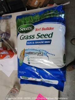 Scotts Turf Builder Grass Seed Sun & Shade Mix