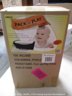 Millard Pack and Play Trifold
