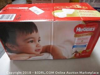 Huggies Diapers Size 5