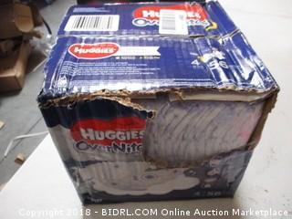 Huggies Overnites Size 4