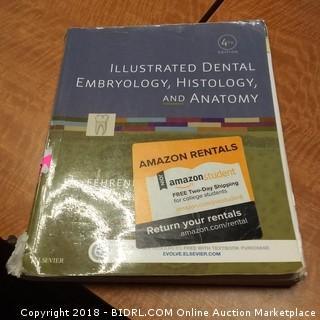 Illustrated Dental Embryology, Histology and Anatomy