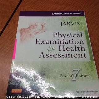 Jarvis Physical Examination and Health Assessment