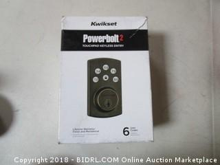 Touchpad Keyless Entry