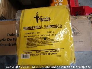Industrial Rainwear
