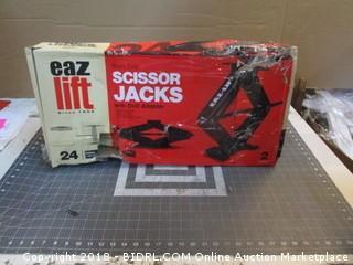 Eaz lift Scissor Jacks