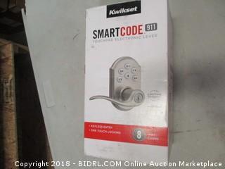 Kwikset Touchpad Electronic Lever