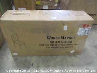 World Market Dining Chair