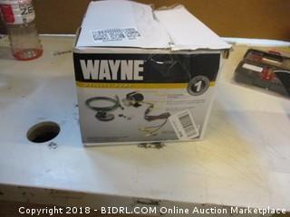 Wayne Utility Pump