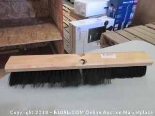 Push-Broom Head