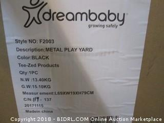 Dreambaby Metal Play Yard