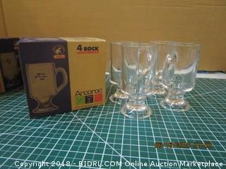 Clear Coffee Cups