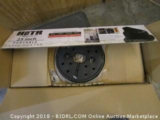 HeTR Portable Patio Heater