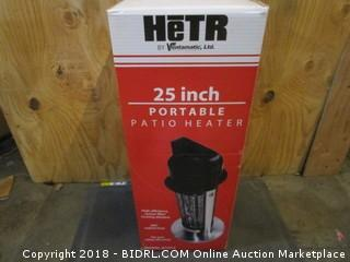 HeTR Portable Patio Heater