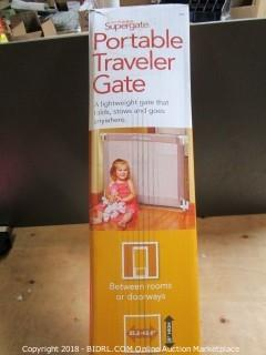 Portable Traveler Gate