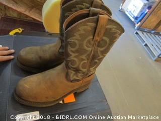 Ariat Work Boots Womens 8
