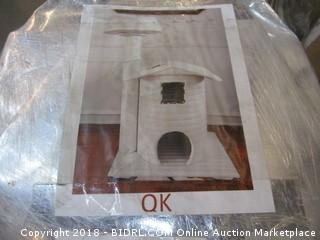 Royal Cat Boutique Ultra Luxury Cat Condo (Retail $323.00)