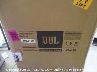 JBL Loudspeaker System