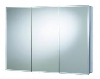 "48"" x 30"" Surface Mount Beveled Medicine Cabinet (Retail $434.00)"