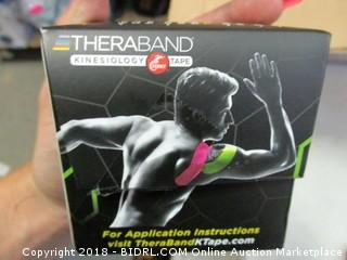 Thera Band Kinesiology Tape