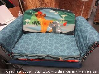 Lion King Kids Couch
