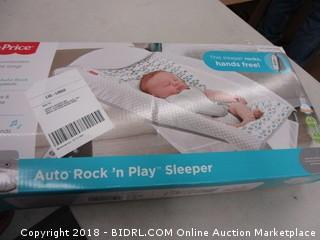 Fisher Price Auto Rock and Play Sleeper