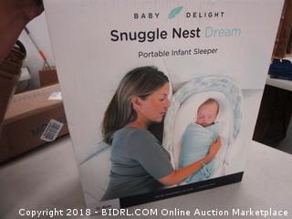 Portable Infant Sleeper