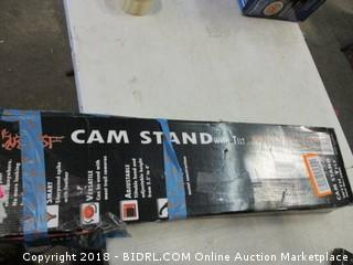 Cam Stand with Tilt