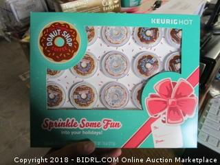 Donut Shop Coffee 20 Assorted Cups