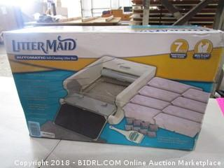 Littermaid Self Cleaning Litter Pan