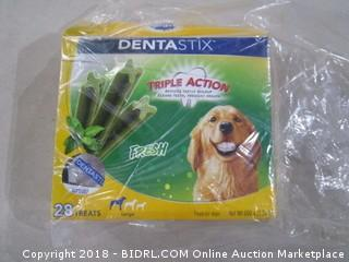 Dentastix treats for dogs